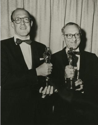 Jay Livingston and Ray Evans Academy Award
